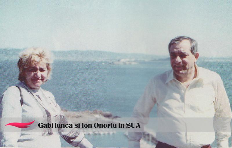 Ion Onoriu si Gabi Lunca