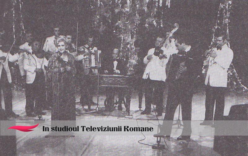 Ion Onoriu si Gabi Lunca la TVR