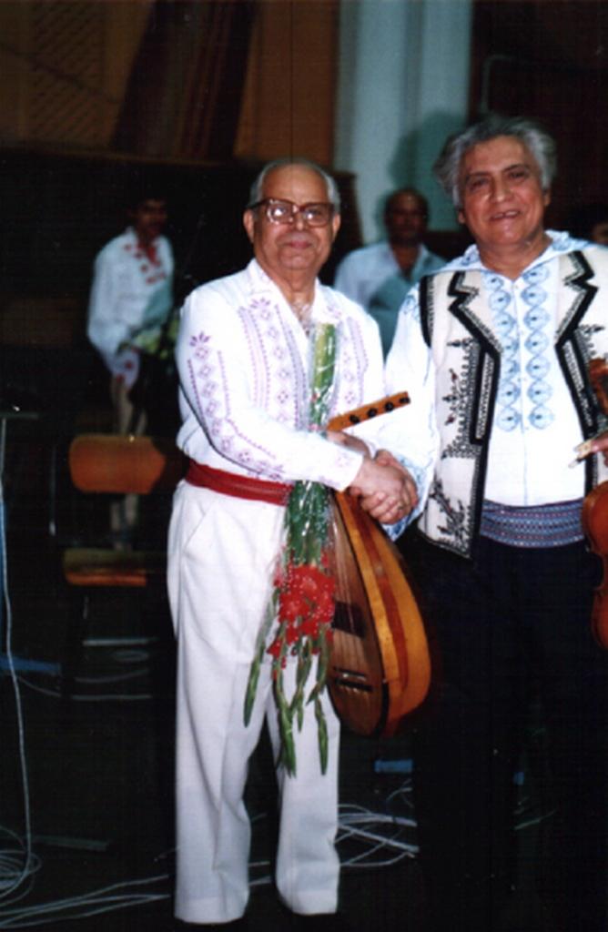 Marin Cotoanta cu Ion Albesteanu - 1996