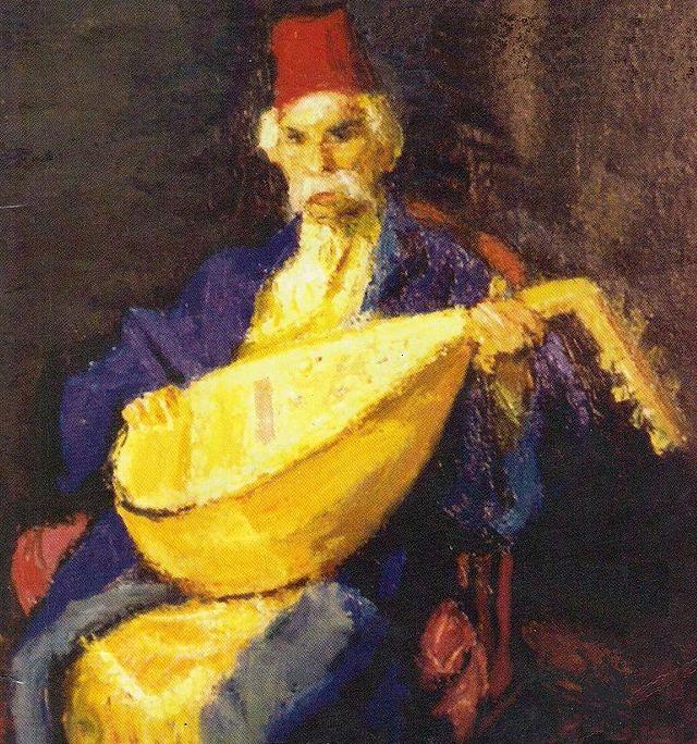 Stefan Luchian - Barbu Lautaru