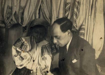 C. Brailoiu si Maria Arbagic